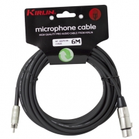 CABLE RCA M - CANON H 6 METROS KIRLIN
