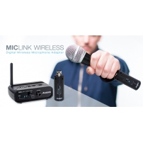 ADAPTADOR ALESIS WIRELESS MICLINKWIRELESS DE MICRÓFONO