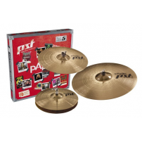 "PLATO PAISTE PST5 PACK UNIVERSAL HI HAT14""16""20""Y REGALO 18""CRASH"