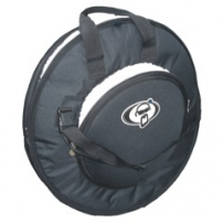 "FUNDA PLATOS PROTECTION RACKET 22"" NEGRO CON BOLSILLO 6020-00"