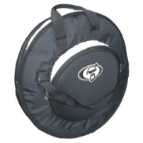 "FUNDA PLATOS PROTECTION RACKET 22"" DELUXE NEGRO CON BOLSILLO 6020R-00"