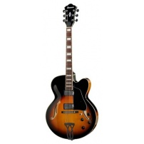 GUITARRA ELÉCTRICA IBANEZ AF75-BS BROWN SUNBURST