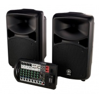 EQUIPO PORTABLE YAMAHA STAGEPAS 600BT