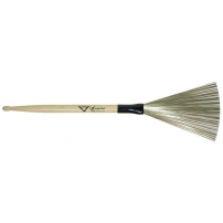 ESCOBILLA VATER DOBLE, ESCOBILLA METAL Y BAQUETA MADERA VWTD.STICK-BRUSH