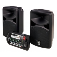 EQUIPO PORTABLE YAMAHA STAGEPAS 400BT