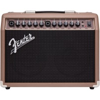AMPLIFICADOR GUITARRA ACÚSTICA FENDER ACOUSTASONIC 40W 230V Brown and Wheat 2314206000