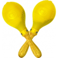 MARACAS LP-281 AMARILLAS PRO LATIN PERCUSSION LP862.160