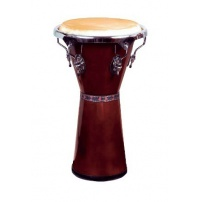 DJEMBE C110 NATURAL OSCURO 12""