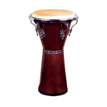"""DJEMBE C110 NATURAL OSCURO 12"""""""