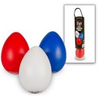 HUEVO SHAKER LP-016 TRIO, 3 MINI MARACAS CON DISTINTOS COLORES Y VOLUMEN. LP862.750