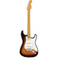 GUITARRA ELÉCTRICA FENDER MEXICO VINTERA '50 MODIFIED STRATOCASTER 2 SUNBURST CON FUNDA 0149962303