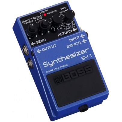 PEDAL BOSS SY-1 SYNTHESIZER