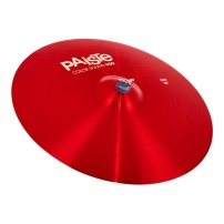 PLATO PAISTE COLOR SOUND 900 RED RIDE 20""
