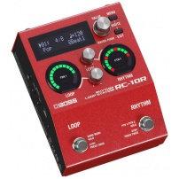 PEDAL BOSS RC-10R LOOP STATION