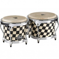 "BONGO LPA-601-CHCK ASPIRE ACCENT 6 3/4"" Y 8"" CHECKERBOARD LP810.550"