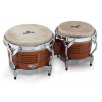 "BONGO LP-M201-ABW MATADOR 7 1/4"" Y 8 5/8"" ROBLE SIAM COLOR ALMOND BROWN CHROME ,PARCHE NATURAL LP811.006"