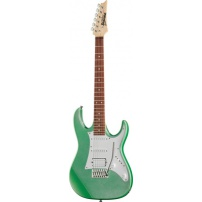 GUITARRA ELÉCTRICA IBANEZ GRX40-MGN METALLIC LIGHT GREEN