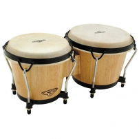 "BONGO CP221-AW TRADITIONAL NATURAL PARCHES CUERO 6"" Y 7""(LP) LP810.000"