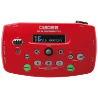 MULTIEFECTO BOSS ARMONIZADOR VOCAL VE-5 ROJO