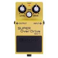 PEDAL BOSS SD-1 SUPER OVERDRIVE
