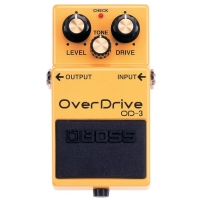 PEDAL BOSS OD-3 OVERDRIVE.