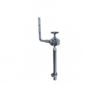 SOPORTE BRAZO TOM MV LARGO L-ROD BALL 10,45 MM CROMADO