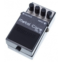 PEDAL BOSS ML-2 METAL CORE EFECTO ULTRA HEAVY DISTORTION