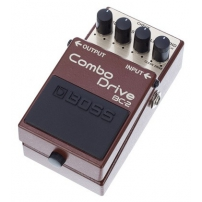 PEDAL BOSS BC-2 COMBO DRIVE EFECTO OVERDRIVE