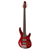 BAJO ELÉCTRICO YAMAHA TRBX305CAR ACTIVO 5 CUERDAS CANDY APPLE RED