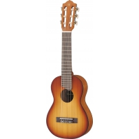 GUITALELE YAMAHA GL1 TOBACCO BROWN SUNBURST CON FUNDA