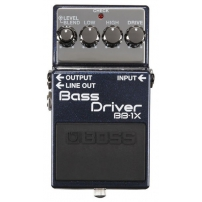 PEDAL BOSS BB-1X BASS DRIVER