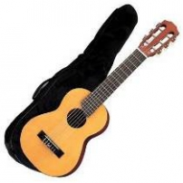 GUITALELE YAMAHA GL1 NATURAL CON FUNDA