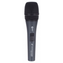 MICRÓFONO SENNHEISER E845S EVOLUTION C/INTERRUPTOR SUPER CARDIODE VOCAL.